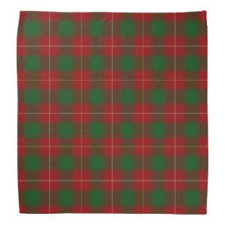 Old Scotsman Clan MacFie Tartan Plaid Bandana
