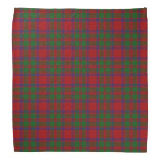Old Scotsman Clan MacKintosh Tartan Plaid Bandana