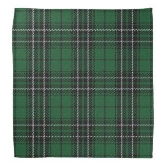Old Scotsman Clan MacLean Hunting Tartan Plaid Bandana