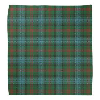 Old Scotsman Clan Ross Hunting Tartan Plaid Bandana
