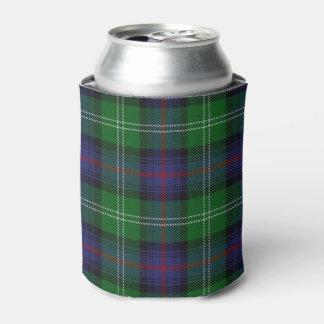 Old Scotsman Clan Sutherland Tartan Can Cooler