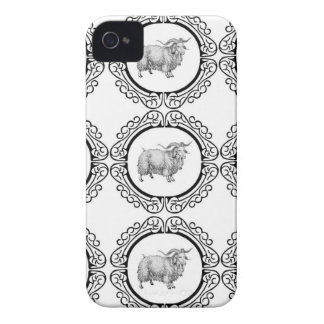 old sheep in bunch iPhone 4 cover