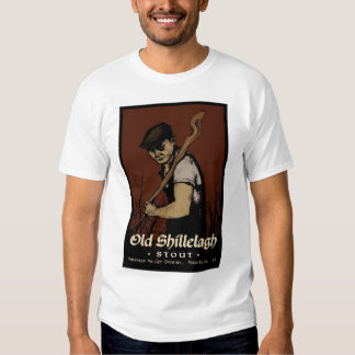 Old Shillelagh Stout T Shirts