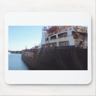 Old Ship Mouse Pad