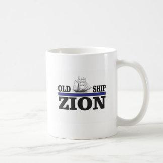 old ship zion coffee mug