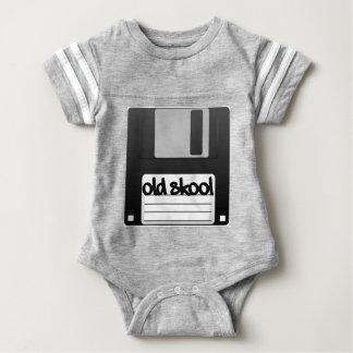 Old Skool Baby Bodysuit