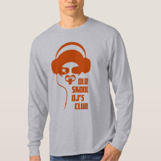 old skool dj's club 2 T-Shirt
