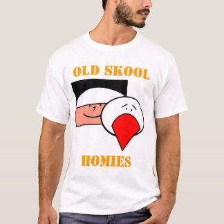 Old Skool Homies T-Shirt