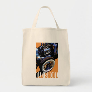 Old Skool Hot Rod. Bags