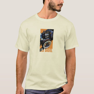 Old Skool Hot Rod T-Shirt