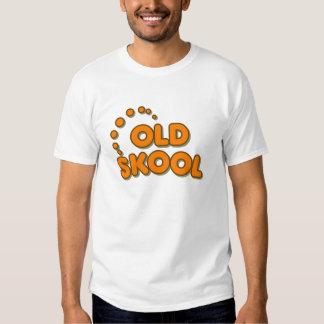 Old Skool Orange T Shirt
