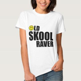 Old Skool Raver 2 (White) Tee Shirt