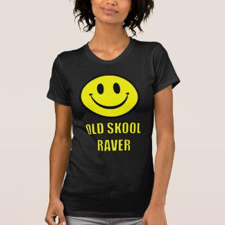 Old Skool Raver Tee Shirts