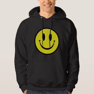 Old Skool Smiley Hoodie