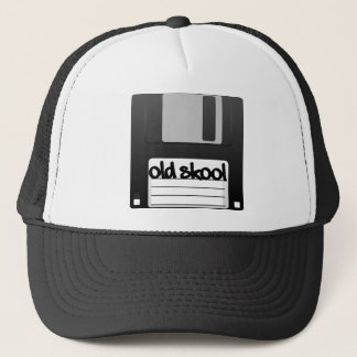 Old Skool Trucker Hat