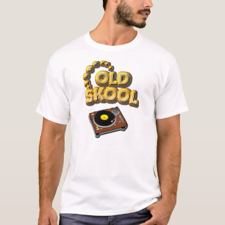 Old Skool Turntable T-Shirt