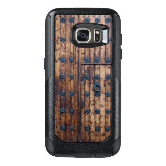 Old Small Door Within Large Doors OtterBox Samsung Galaxy S7 Case