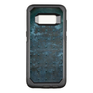 Old Spanish Copper Tarnished Metal Door OtterBox Commuter Samsung Galaxy S8 Case