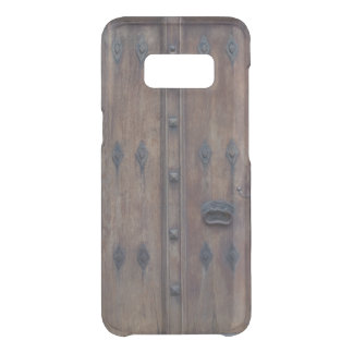 Old Spanish Wooden Door with Bolts Uncommon Samsung Galaxy S8 Case
