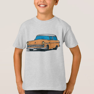 Old Station Wagon T-Shirt