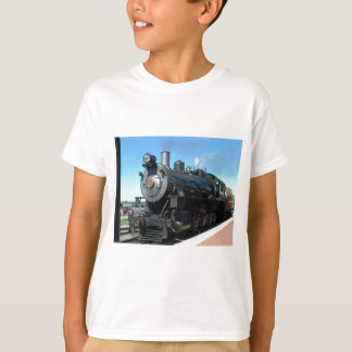 Old Steam Train One of a Kind Photo Shoot T-Shirt