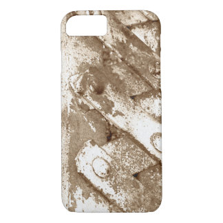 Old Steel iPhone 7 Case