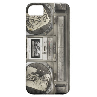 Old Stereo iPhone Case Case For The iPhone 5