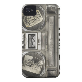 Old Stereo iPhone Case iPhone 4 Cover