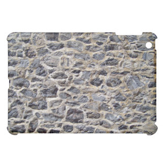 Old Stone Wall Abstract Background Texture Case For The iPad Mini