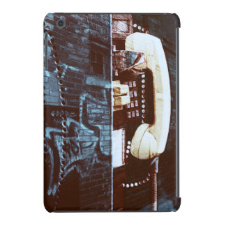 old street payphone receiver grunge iPad mini retina cases