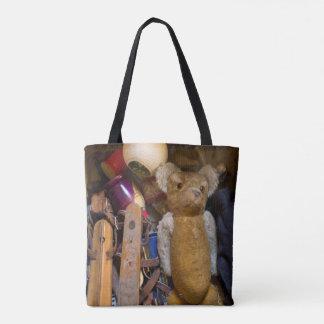 Old Stuff Tote Bag