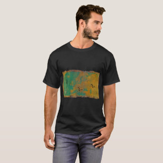 Old Style European Map Shirt