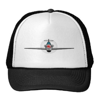 Old Style Fighter Aircraft Cap
