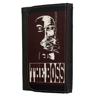 old style gangster boss wallet