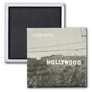 Old Style Hollywood Magnet! Square Magnet