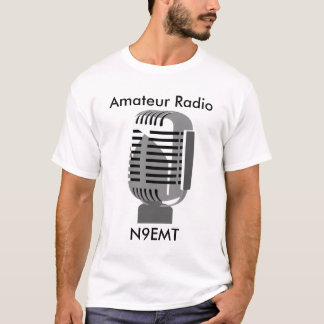 Old Style Microphone 1 T-Shirt