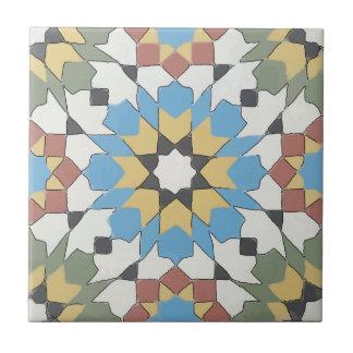 Old Style Spanish Tile