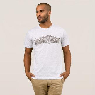 Old Sun engraving T-Shirt