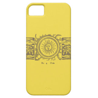 Old Sun iPhone 5 Cases