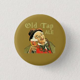 Old Tap Ale 3 Cm Round Badge
