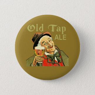 Old Tap Ale 6 Cm Round Badge