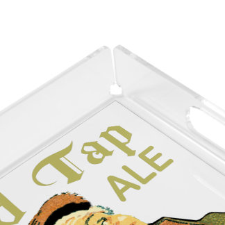 Old Tap Ale Acrylic Tray