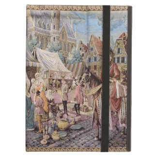 old tapestry case for iPad air