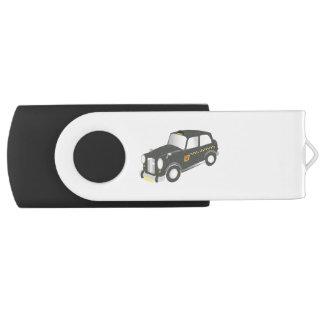 Old Taxi USB Flash Drive