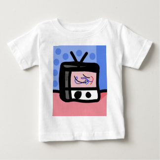 Old television baby T-Shirt