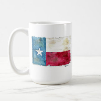 Old Texas Flag Mug