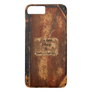 Old Text Book iPhone 8 Plus/7 Plus Case