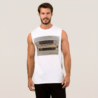 Old Those Round Eyes Chevy Sleeveless Shirt