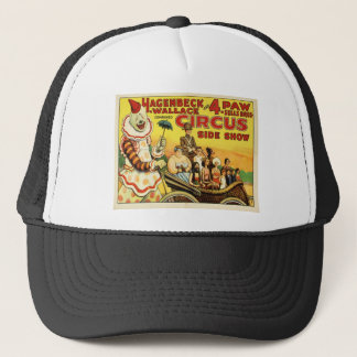 Old time Circus Trucker Hat