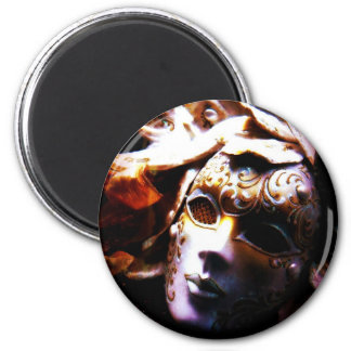 Old Time Masquerade Magnet